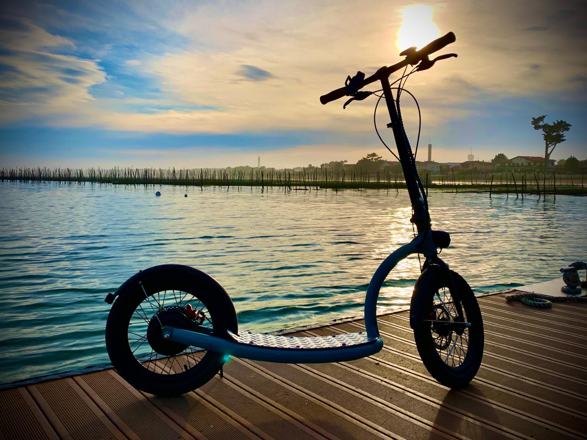 La Veli'Trott E-coco, solution innovante pour vos déplacements urbains