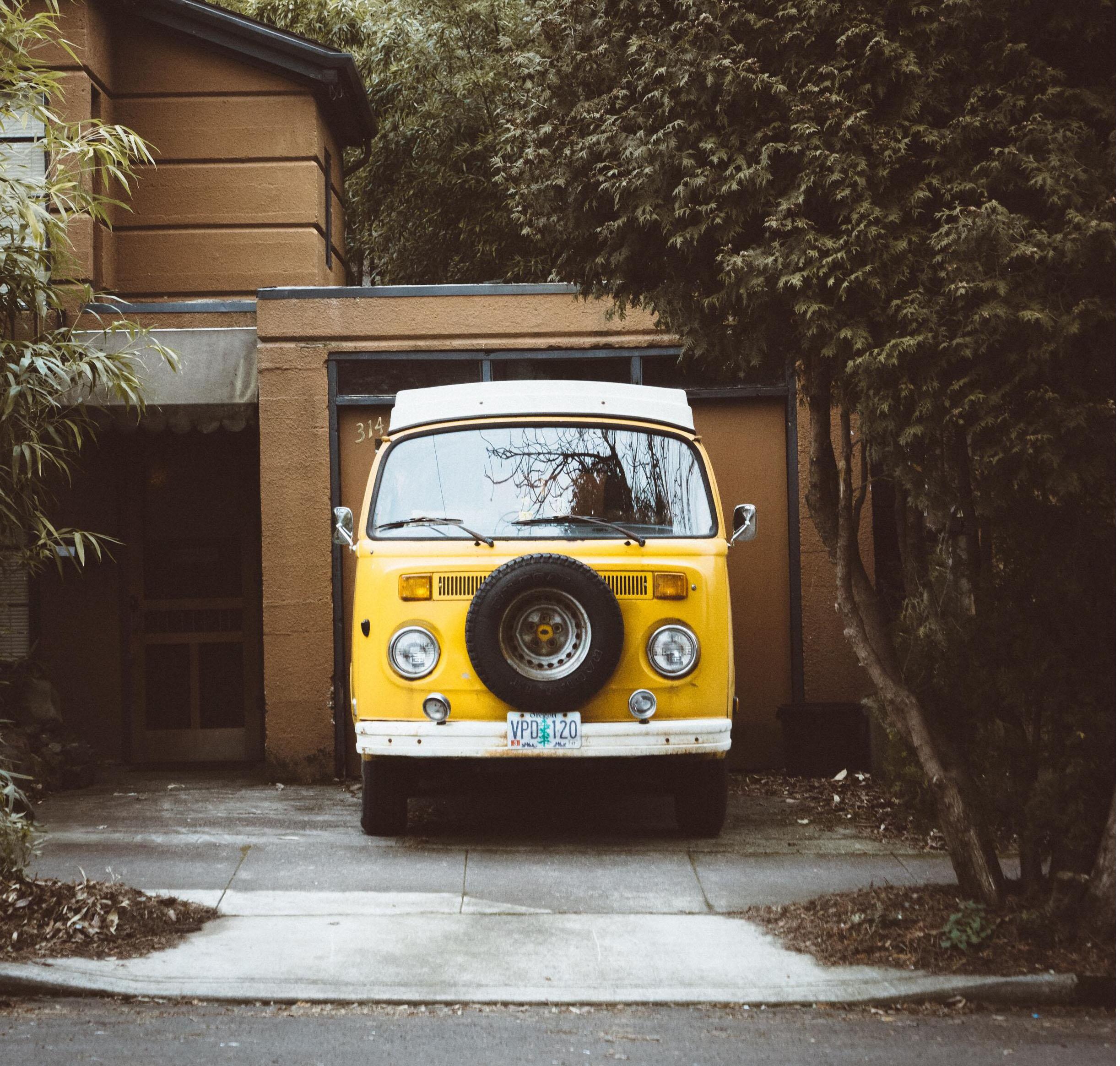 Fool me once, fool me twice… wait, where's my van?